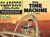 The Time Machine (Classics Illustrated comic)