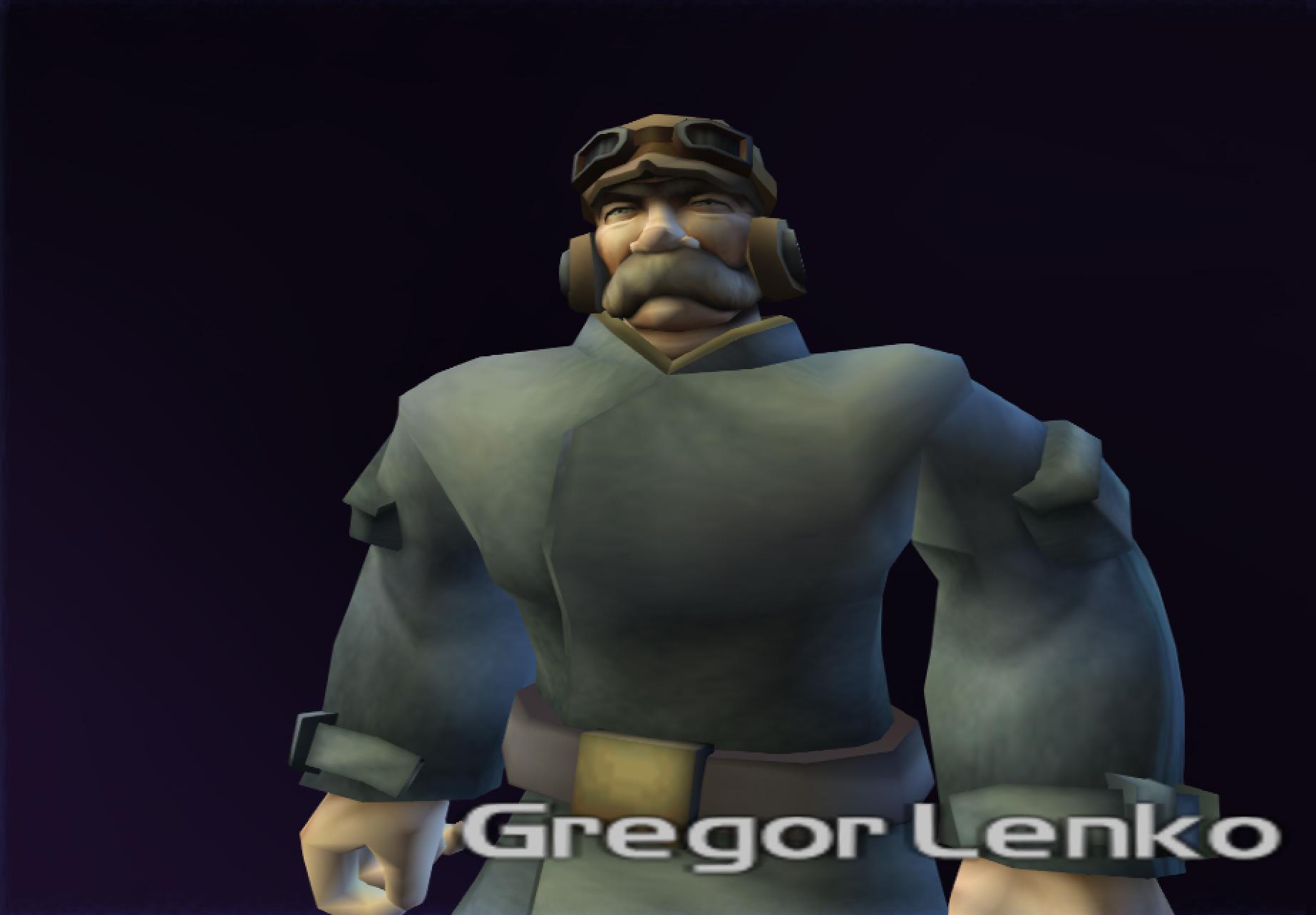 Gregor Lenko