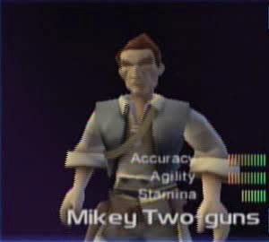 Mikey Two-guns