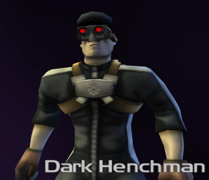 Dark Henchman