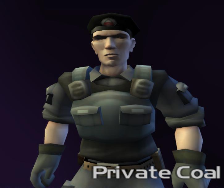 Private Coal