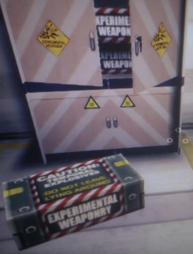 Time Disruptor Grenade