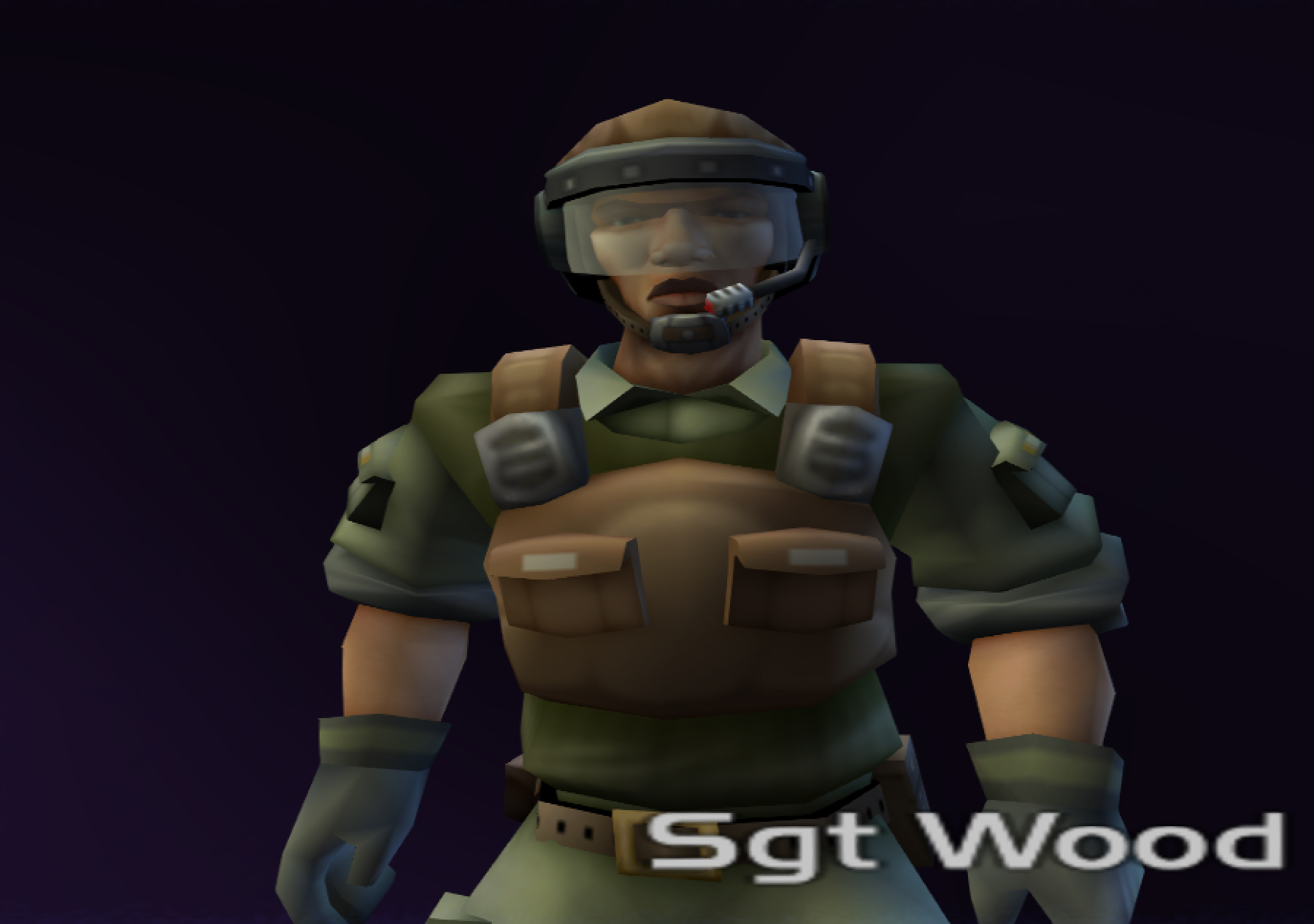 Sergeant Wood