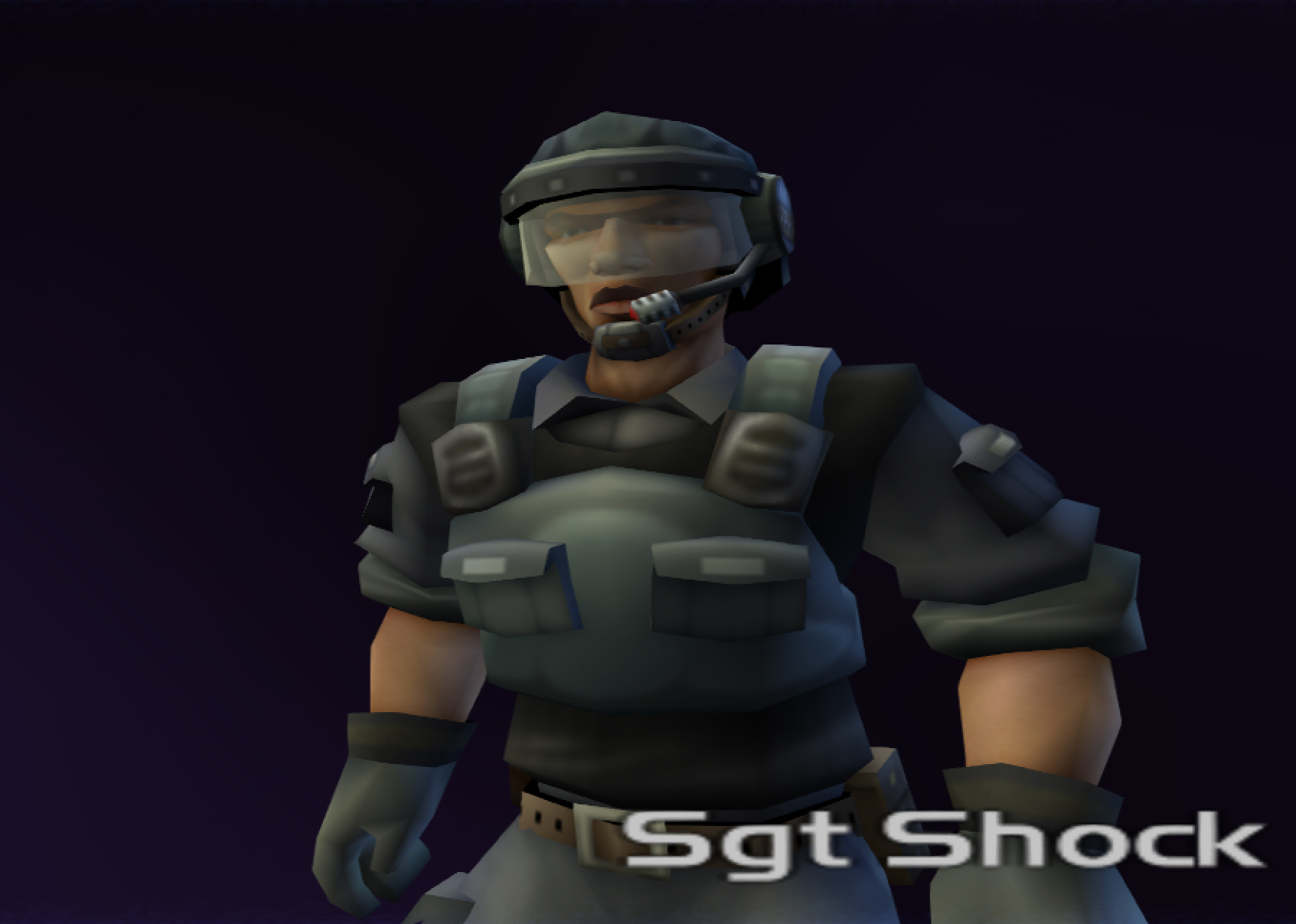 Sergeant Shock