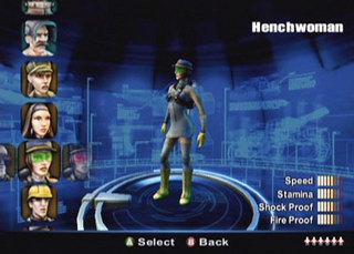 Henchwoman