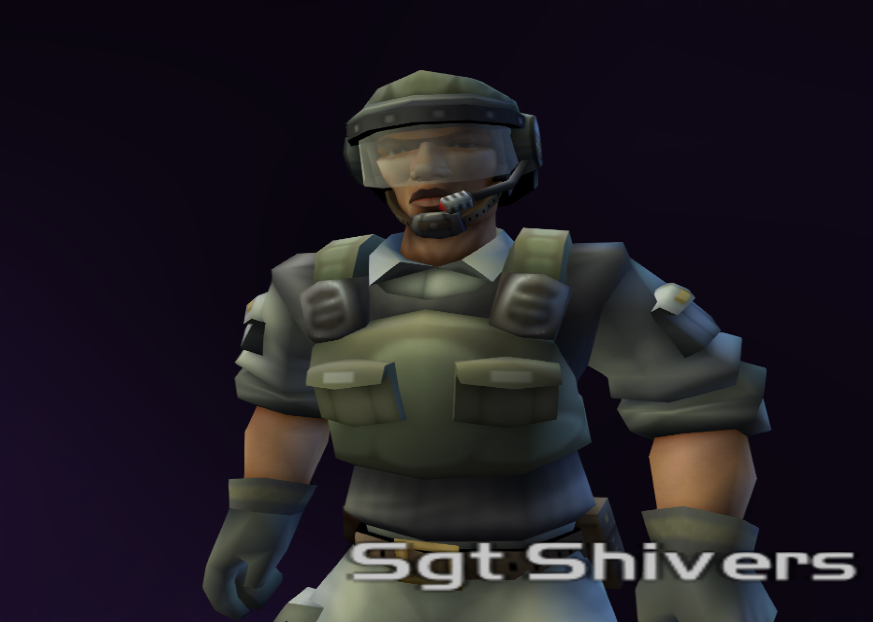 Sergeant Shivers