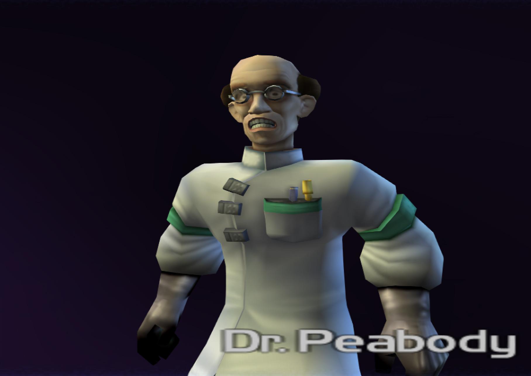 Doctor Thadeus Peabody