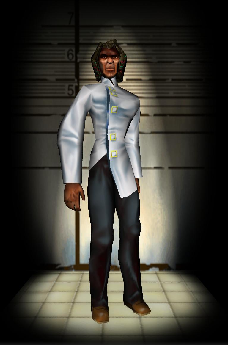 Doctor Seth Graven