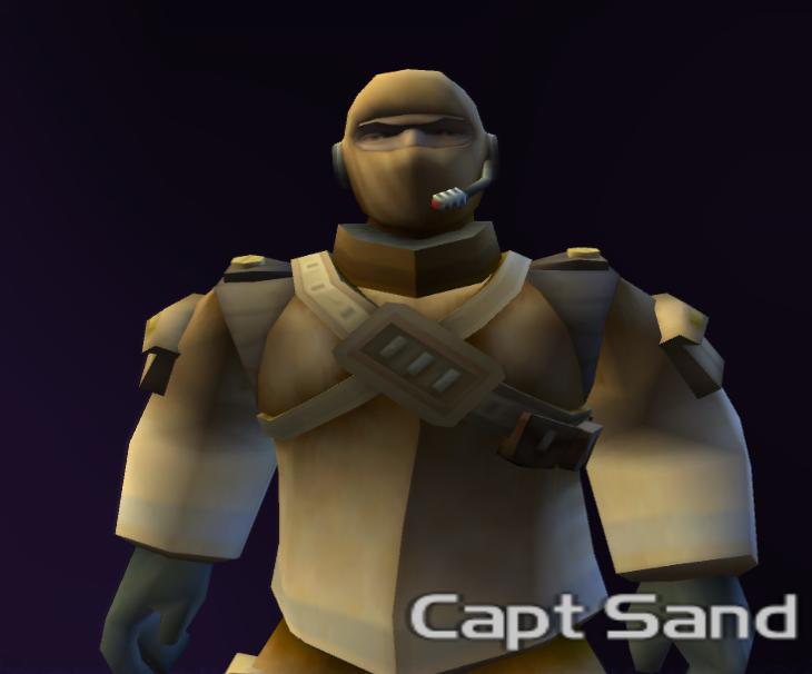 Captain Sand