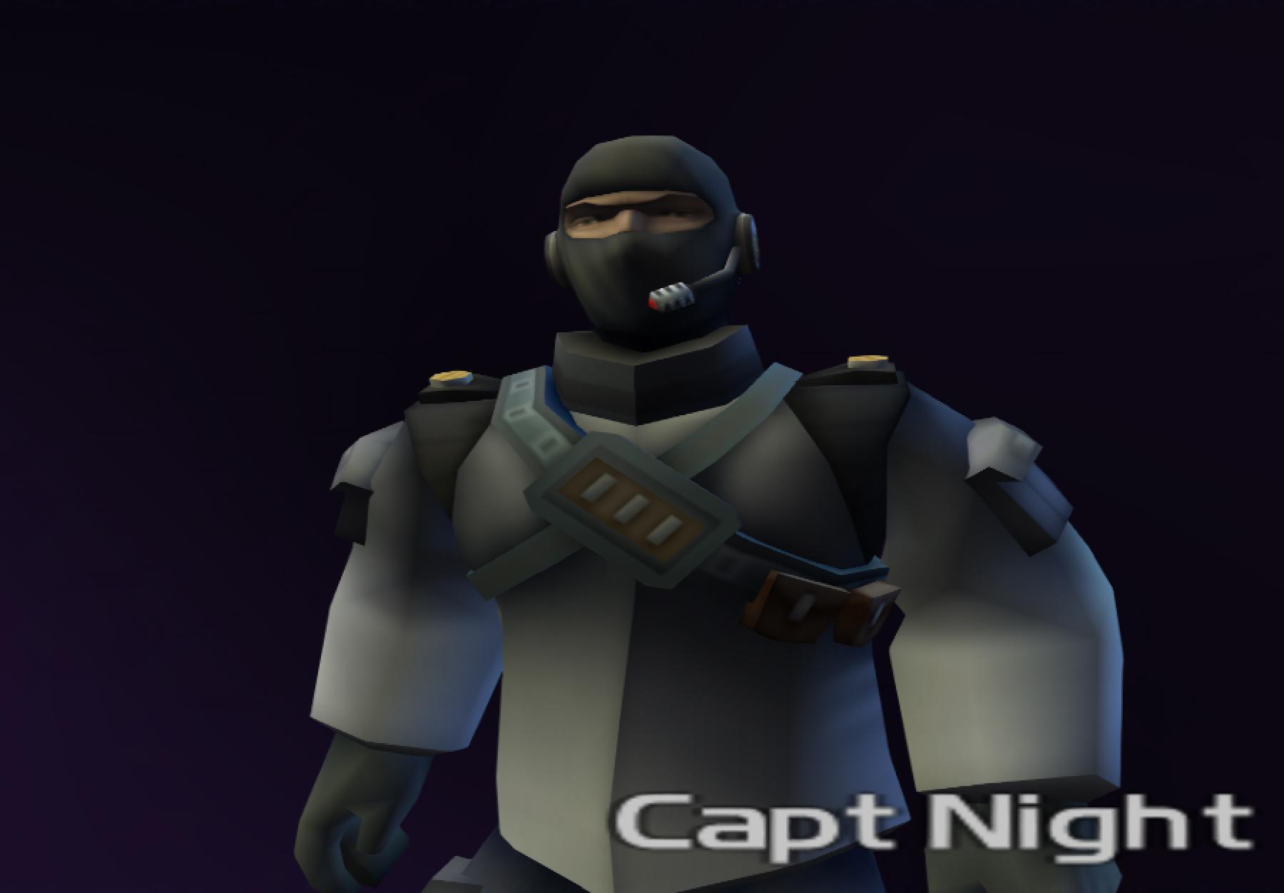 Captain Night