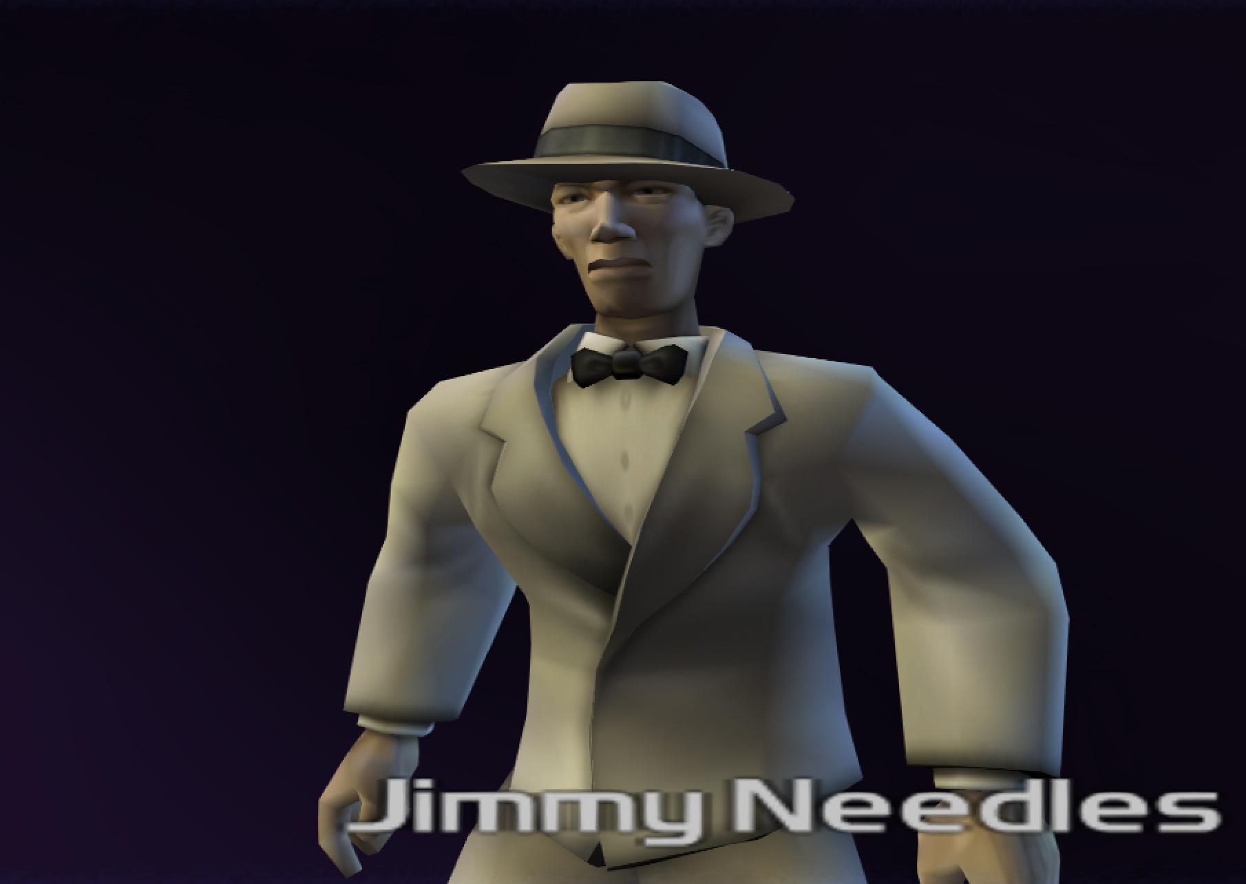 Jimmy Needles