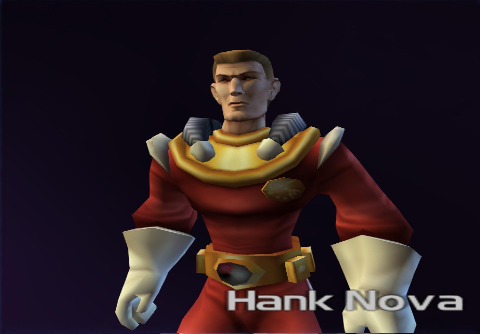 Hank Nova