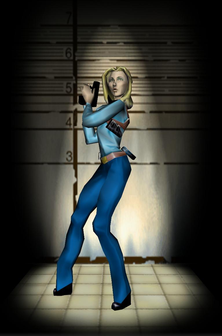 Lieutenant Christine Malone
