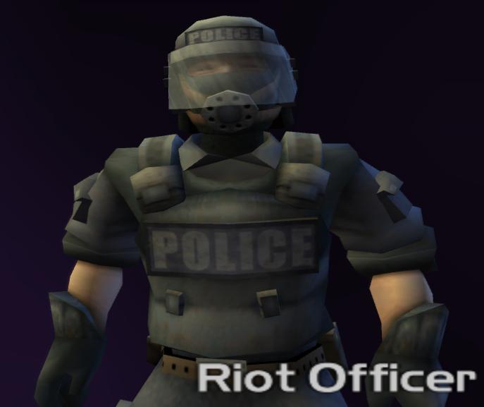 Riot Officer