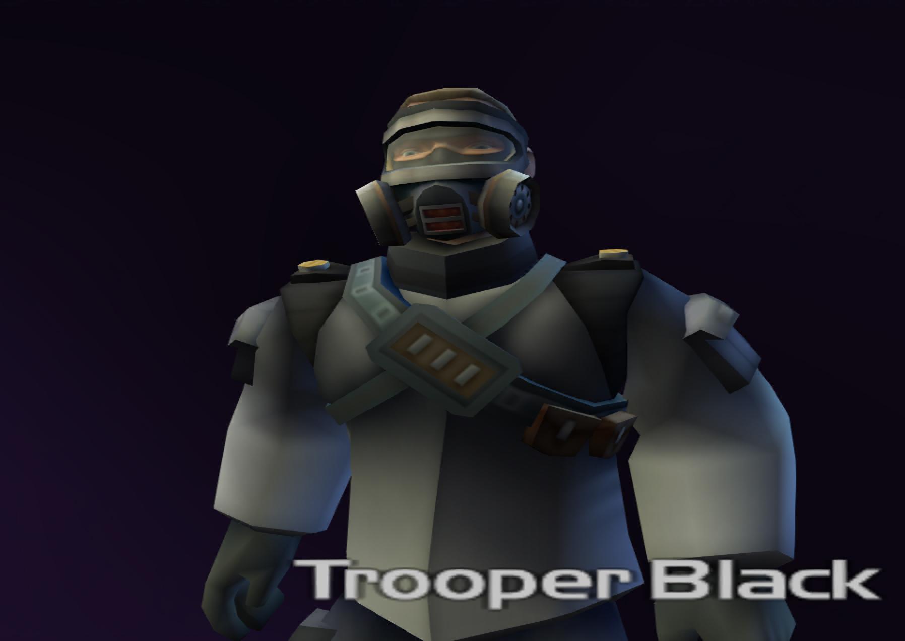 Trooper Black