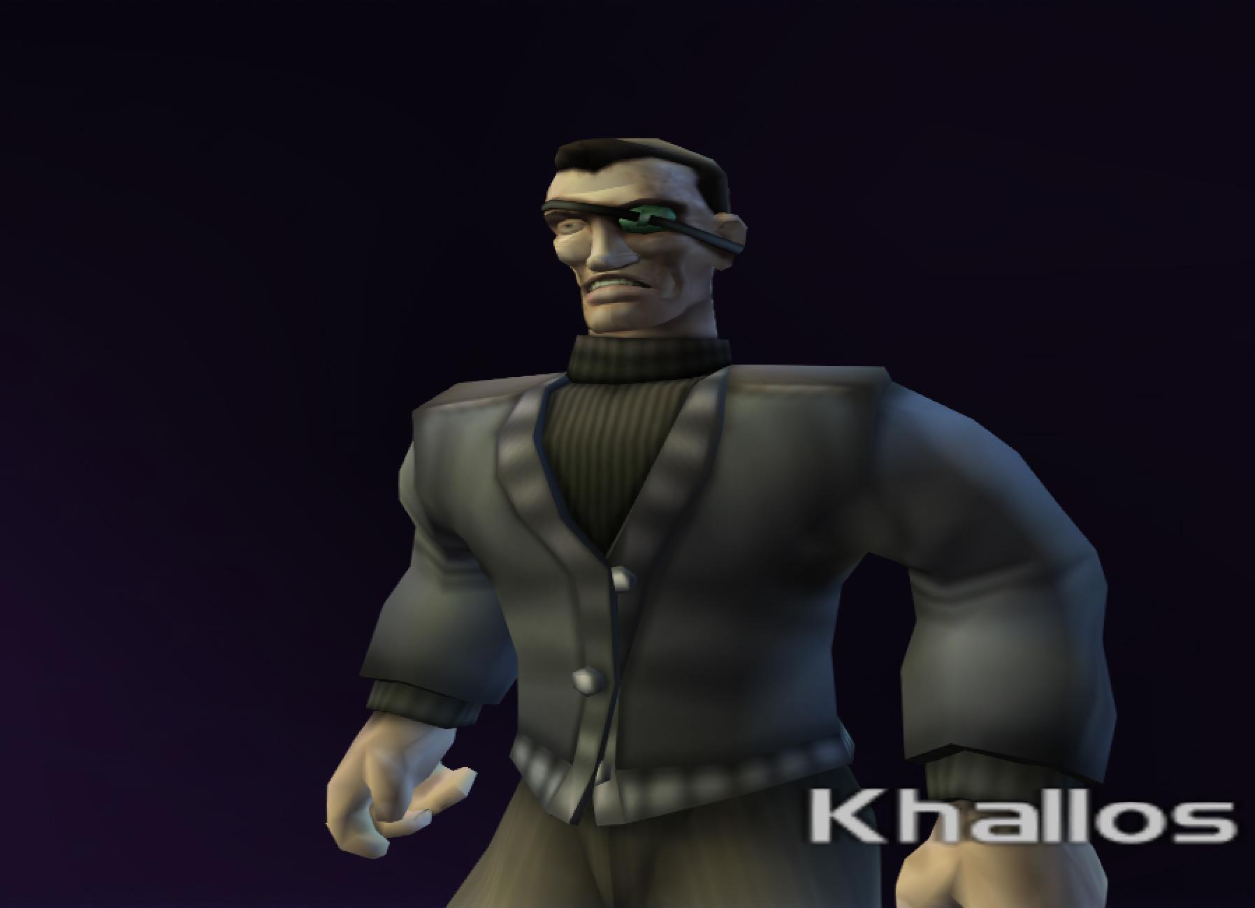 Archibald Khallos