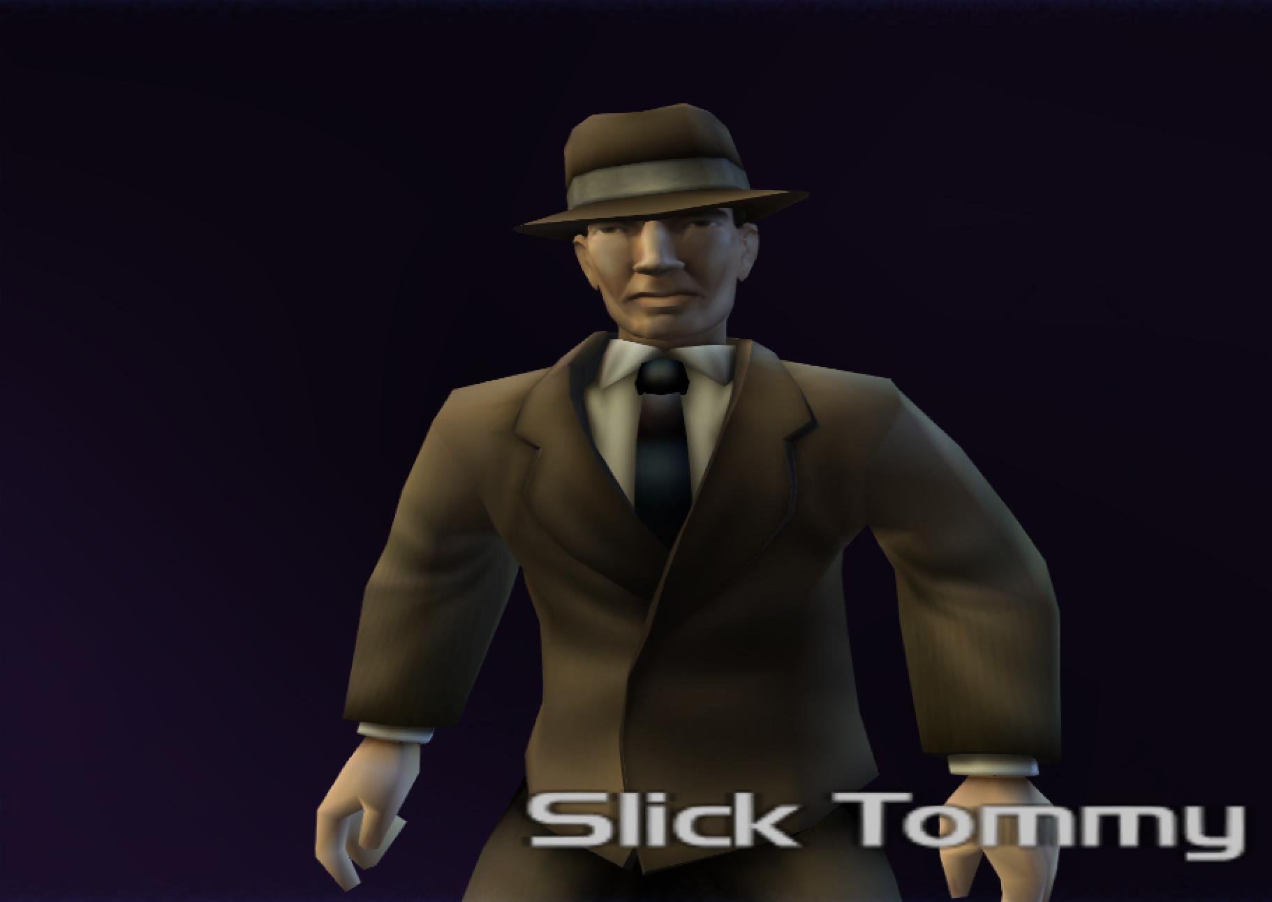 Slick Tommy