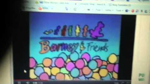Barney & Friends Coming Up Next Promo Time Warner Cable Kids 2