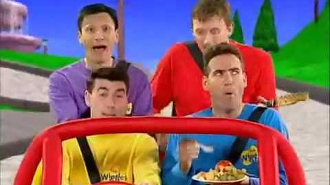 The Wiggles, Big Red Car - Toot Toot...