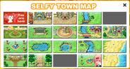 Chibi Garden Map
