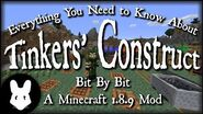Everything You Need to Know About Tinkers' Construct for Minecraft 1.8
