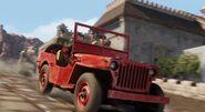 Getaway Jeep