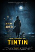 Tintin Poster