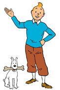 Comic Tintin