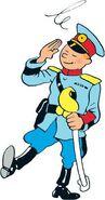 Colonel Tintin (Tintin)