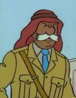 Colonel Fuad