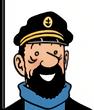 Neutral Captain Haddock Face