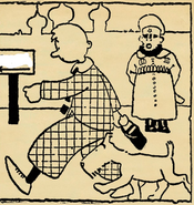 Tintin first