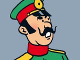 Corporal Diaz