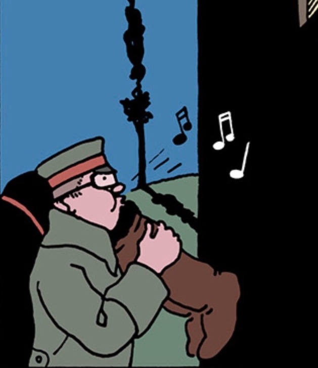 Vladimir (Tintin in the Land of the Soviets)