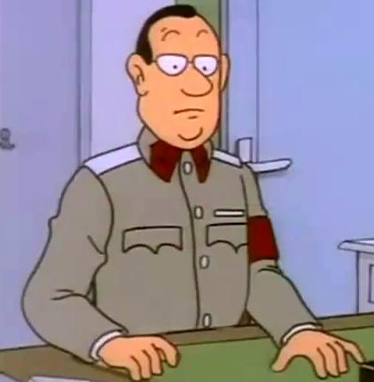 Lieutenant Kavitch