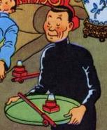 Comic Mr Lee