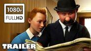 ADVENTURES OF TINTIN (2011) Movie Trailer Full HD 1080p