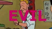 Tintin theory Hergé is evil