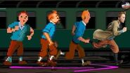 L'histoire de Tintin