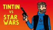 Tintin vs Star Wars Trailer