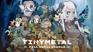 TINY METAL FULL METAL RUMBLE - Release Date Announcement Trailer