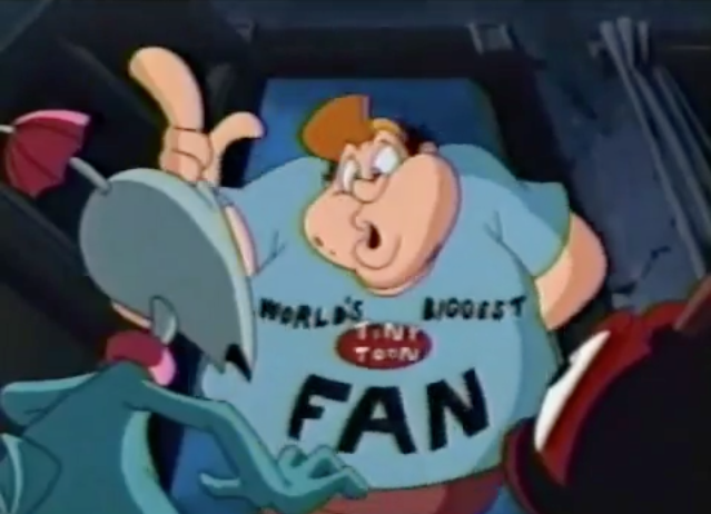 The World's Biggest Tiny Toon Fan