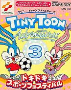 Tiny Toon Adventures 3 Doki Doki Sports Festival