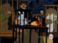 Tweety Bird in a Cage (With other pop culture reference)