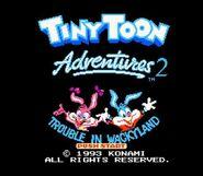 TroubleInWackyland-TitleScreen