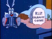 Rip Calamity Coyote