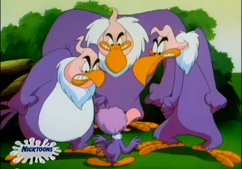 Nasty, Slim, and Lardo Condor