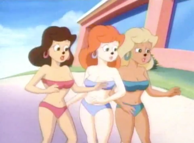 The Pool Babes