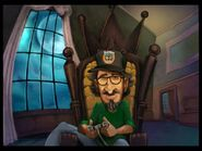 Steven Spielberg in The Great Beanstalk-Buster and the Beanstalk