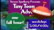 Tiny Toon Adventures Promo- Mayo (1995)